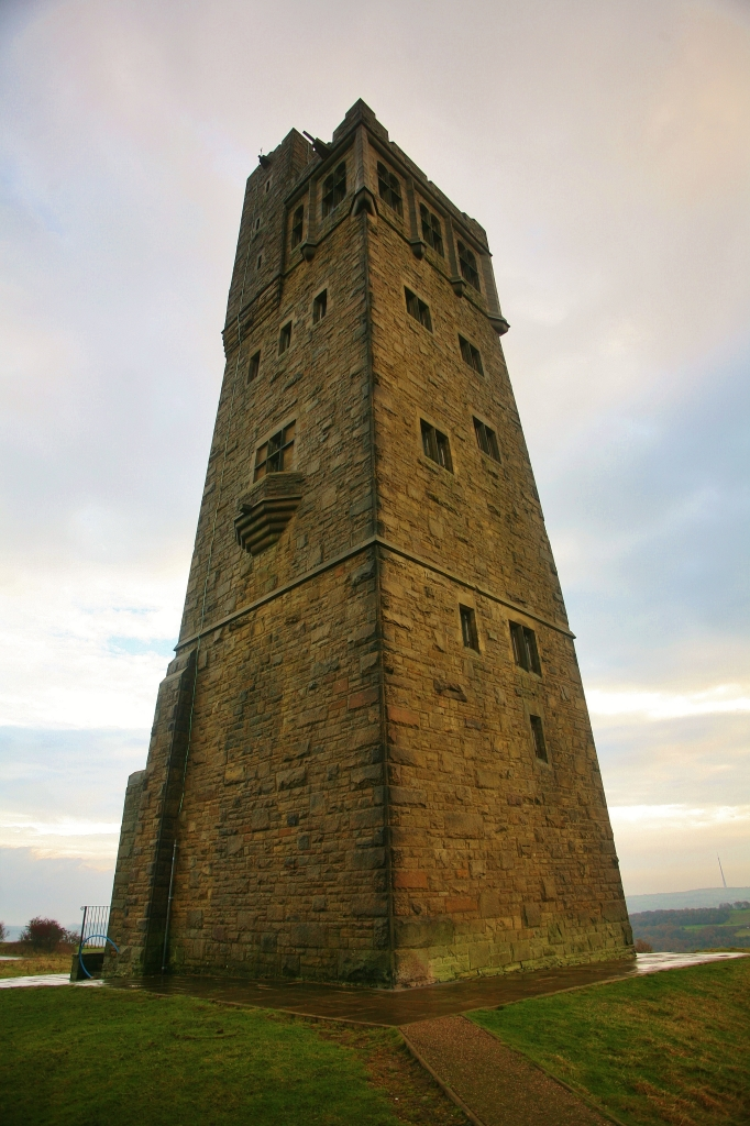 Castle Hill tower